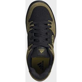 adidas Five Ten Freerider Mountain Bike Shoes Men, hazy yellow/wild moss/core black